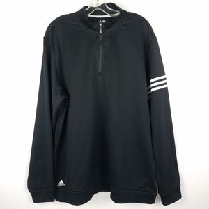 adidas Golf Climalite Men's 1/4 Zip Pullover XL